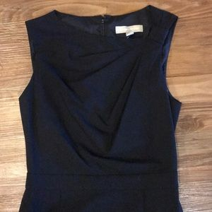 NWT BANANA REPUBLIC black dress 00P